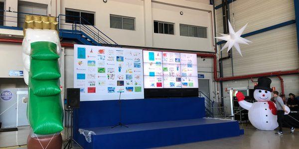 Impresión digital gran formato en Valencia de photocall