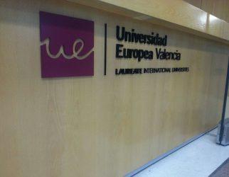 impresión gran formato letras corporeas en Valencia